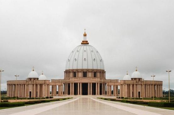 Basilique Notre-Dame de la Paix de Yamoussoukro 1